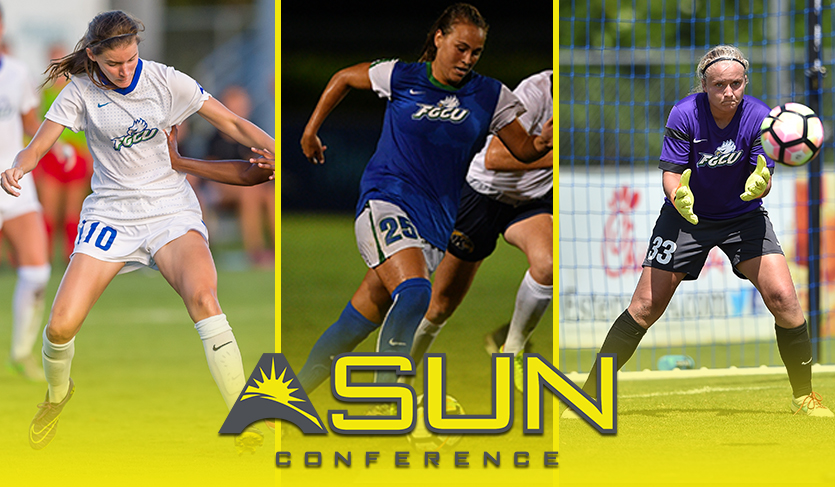 #ASUNWSOC Preseason All-Conference Team Announced; FGCU Tabbed No. 1