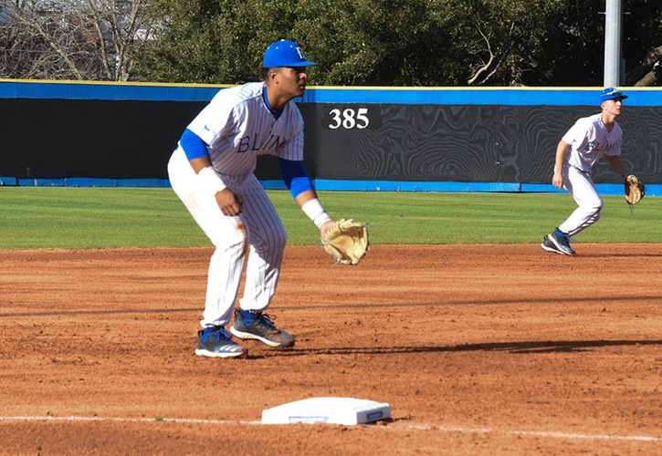 Blinn Shuts Down No. 17 Weatherford at Brazos JUCO Classic