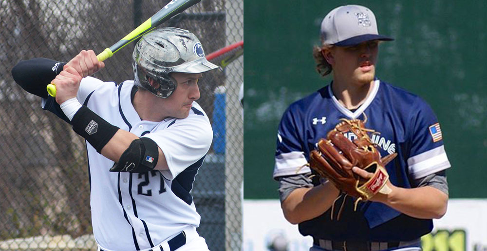 Trainor Named USCAA Hitter Of The Week; Forwood Earns PSUAC Pitching Honor