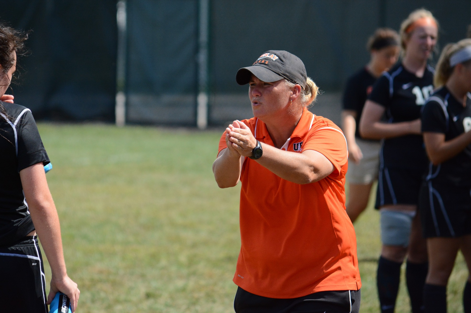 Dye Resigns as Women's Soccer Head Coach