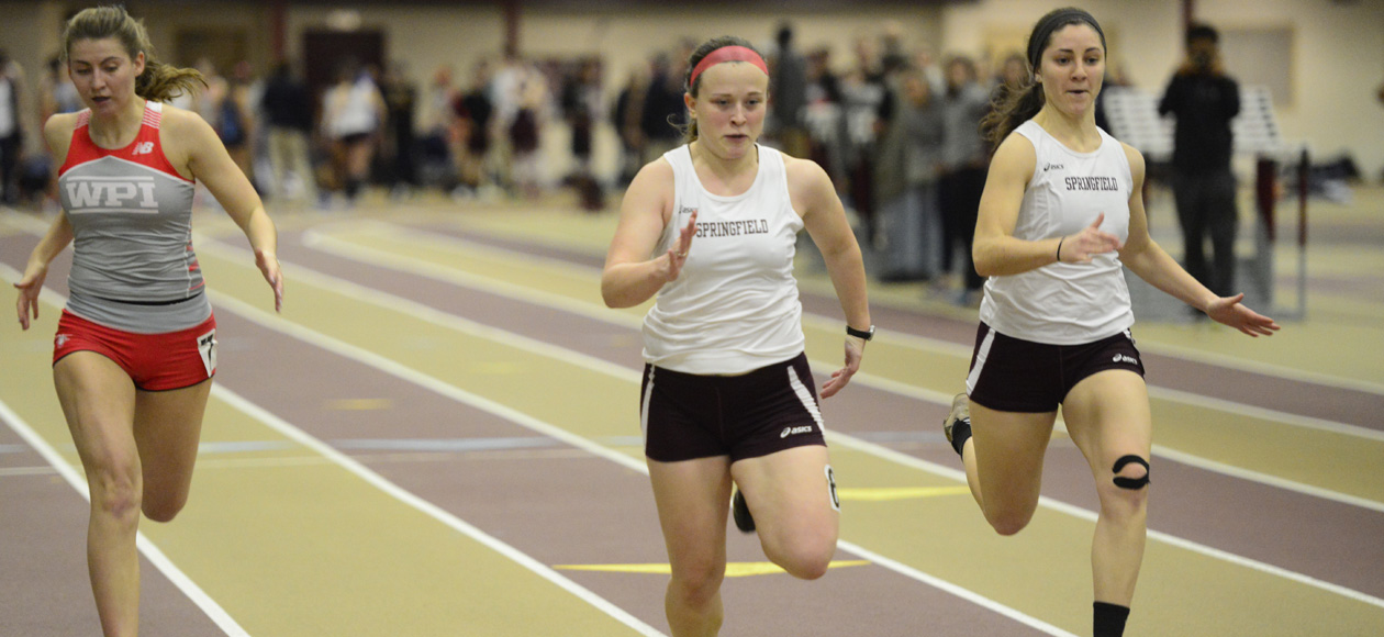 Women's Track and Field Competes in Springfield College Season Opener