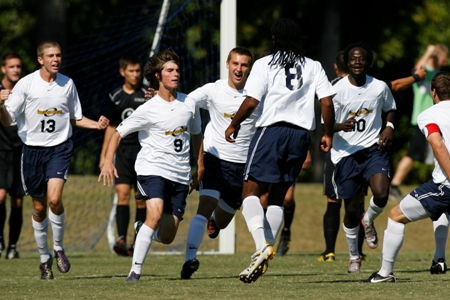 Men's soccer releases 2011 schedule