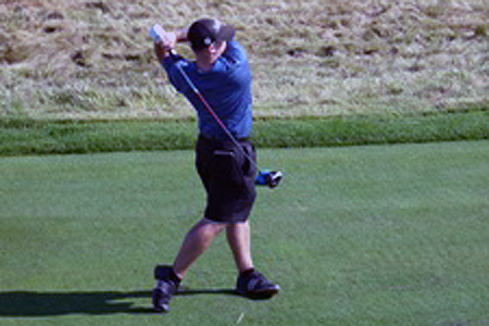 Falcon Linksters Look for Improvement