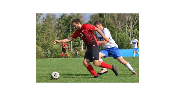 Road Win For Men's Soccer At Hilbert