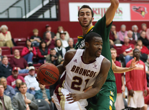 Kevin Foster's Record-Setting Night Leads Broncos Past Wright State and into CBI Finals