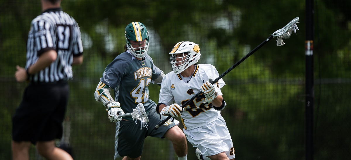 Men's Lacrosse Drops Tough 7-5 Decision at Navy