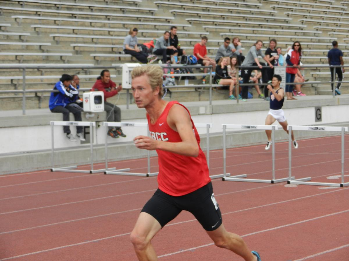 santa barbara city college track meet