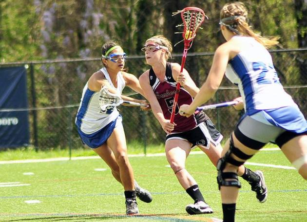 Quakers Rally Falls Short in ODAC Women's Lacrosse Final