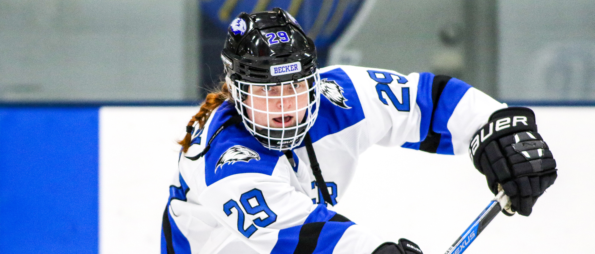 Clare Conway, women's ice hockey
