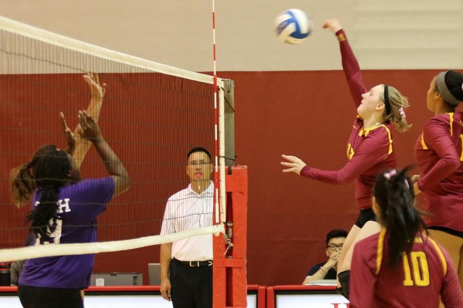 She's A Paige Turner: Clingaman Impresses In WVB's Sweep Over LATT