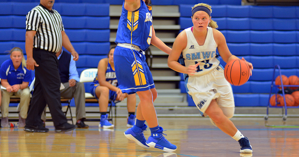 Pomeroys Fall in Home Opener to Brescia