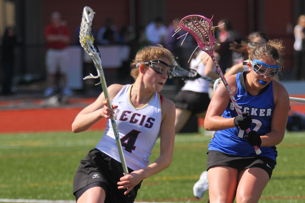 POLITIS POWERS PRIDE WITH EIGHT POINTS IN LOSS TO SALEM STATE 18-15