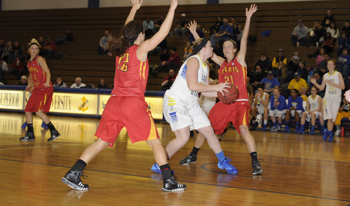 Ferris State Pulls Out Thrilling Double-Overtime Road Victory At LSSU