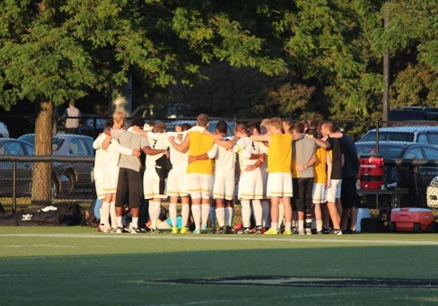 Men's Soccer To Close Out Season at Home, Host Cedarville and Lake Erie