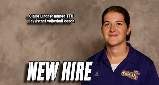 Lindner named TTU assistant volleyball coach