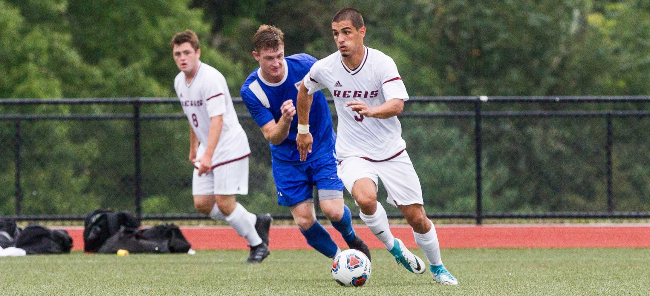 Furbino Nets Two, Men's Soccer Too Much For Becker