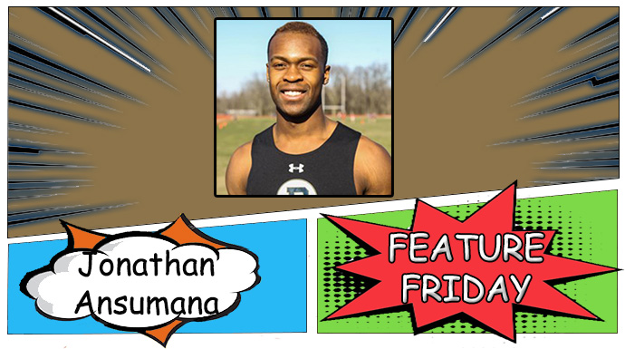 Feature Friday with Jonathan Ansumana