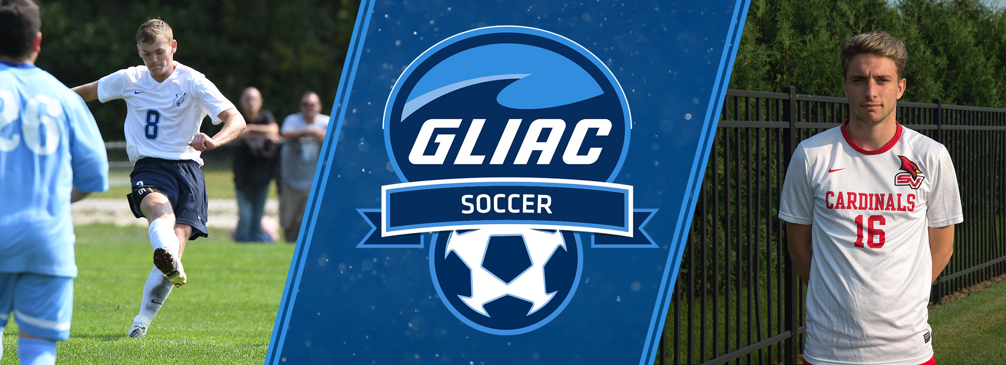 Northwood's Stacey, Saginaw Valley's Wright Collect GLIAC Men's Soccer Weekly Honors