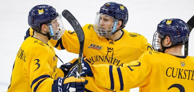 Quinnipiac downs Dartmouth