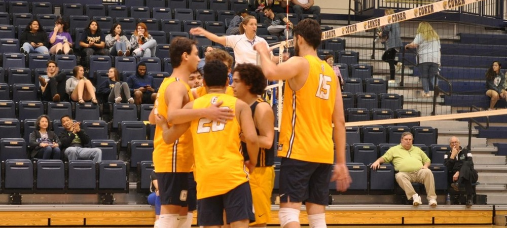 Men's Volleyball Drops Friday Match at Lincoln Memorial