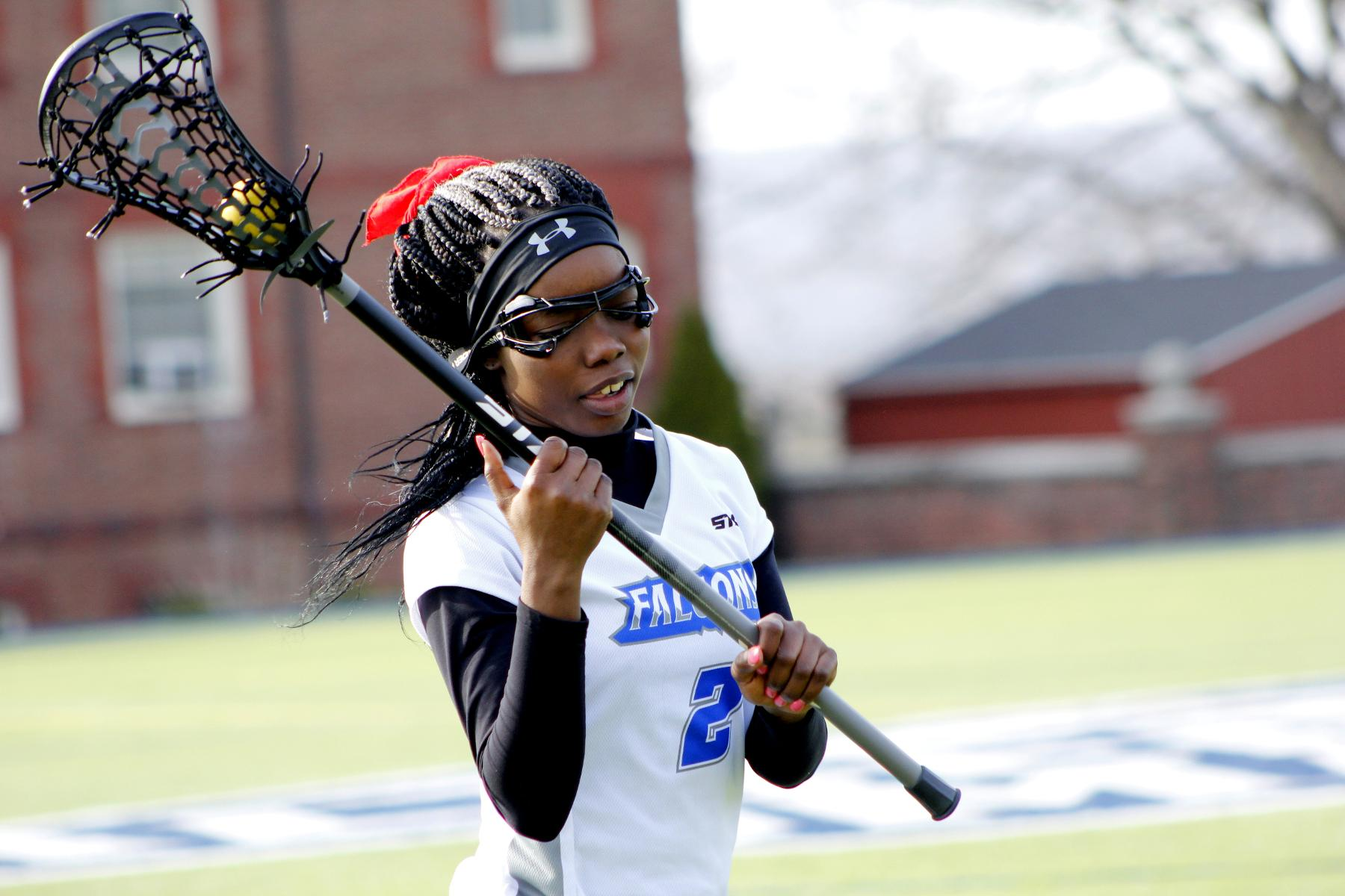 Women's Lacrosse Doubled Up by Mitchell