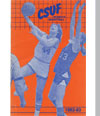 1982-83 Women's Basketball Media Guide Cover