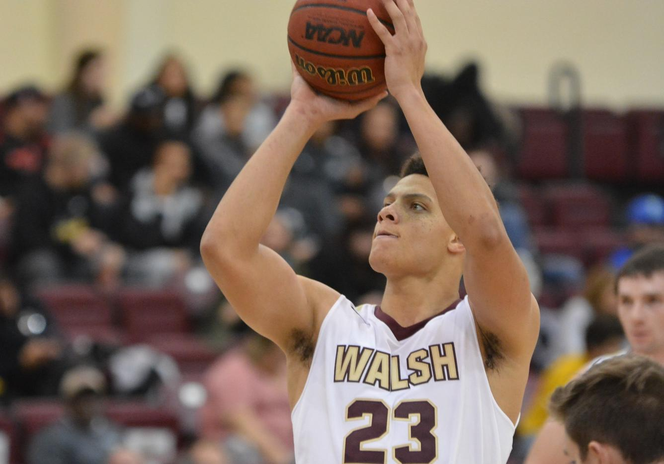 Walsh Wins G-MAC Debut vs. Davis & Elkins
