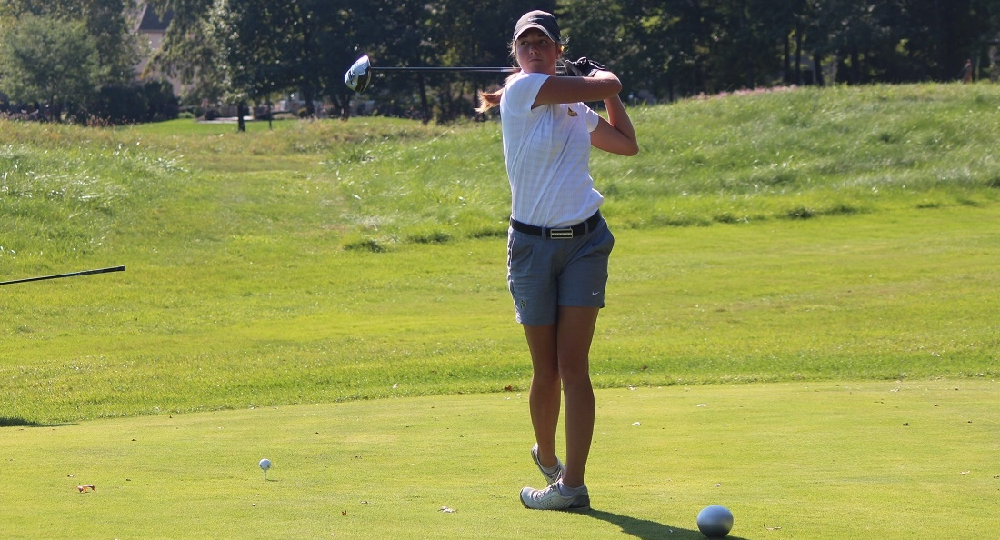 Romine Earns Great Midwest Women's Golfer Of The Week Honors