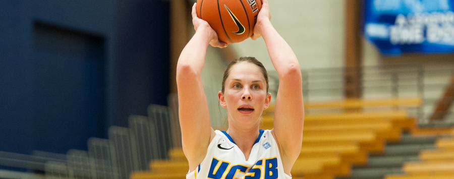 Sparked by its Bench, UCSB Extends Streak Against Titans with 60-50 Victory