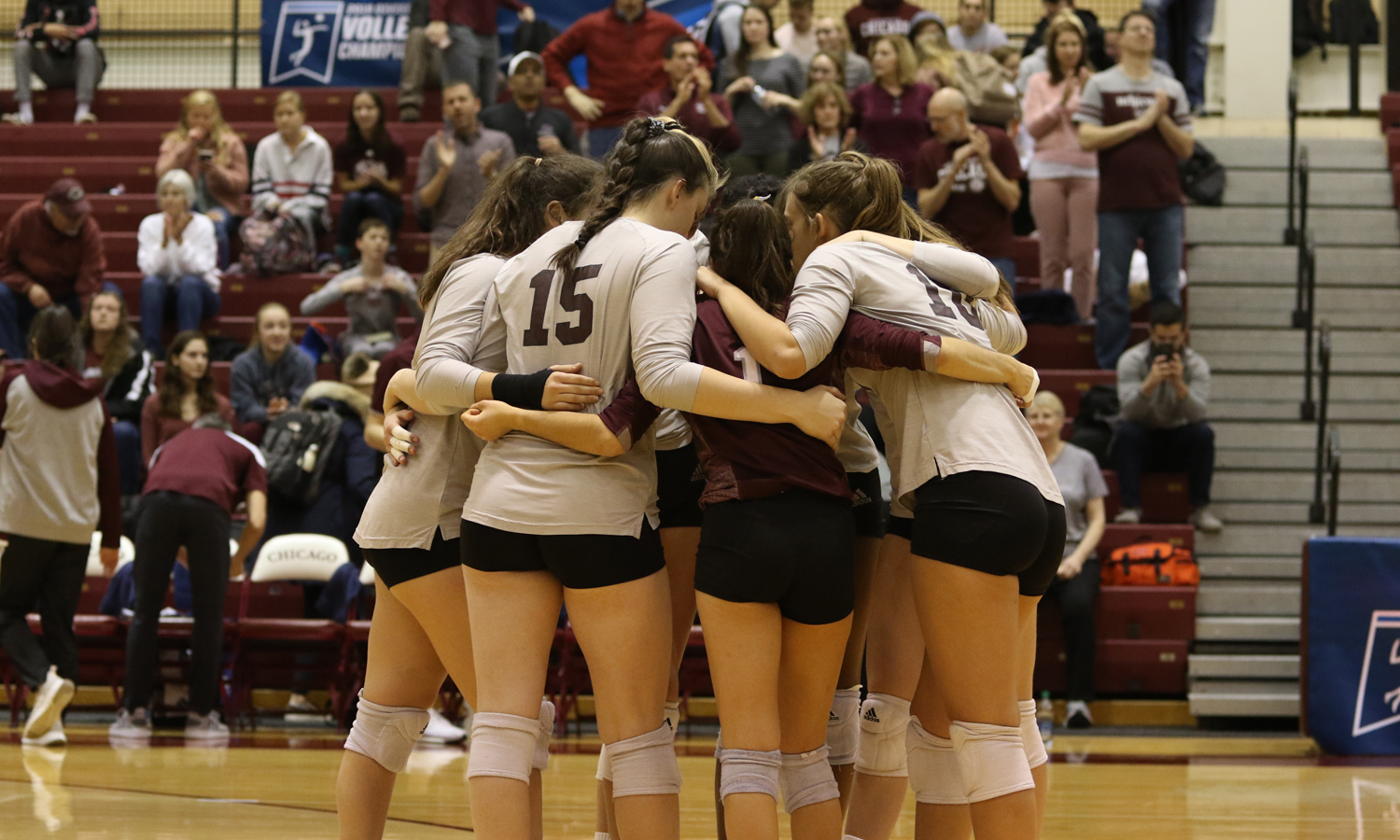 Maroon Volleyball Adds Five Newcomers to 2020 Squad