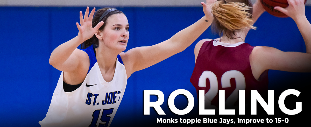 Monks Soar Past Blue Jays, 71-39