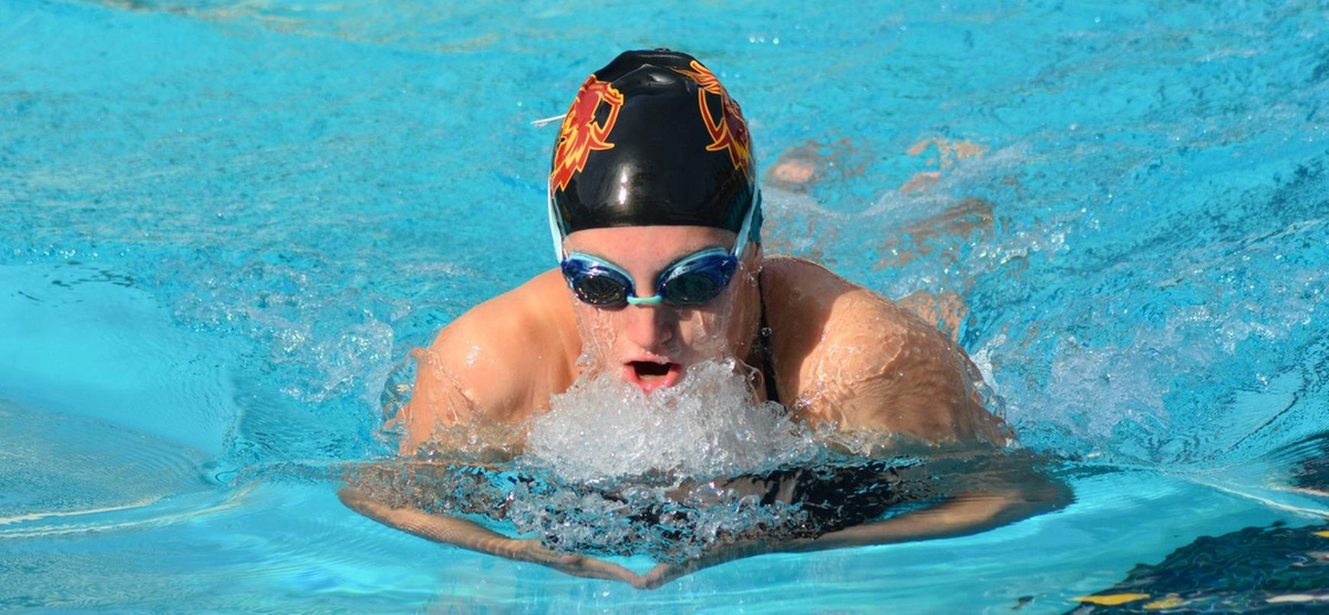 CMS Women's Swimming and Diving Edges Occidental 149-141, Cruises Past Caltech