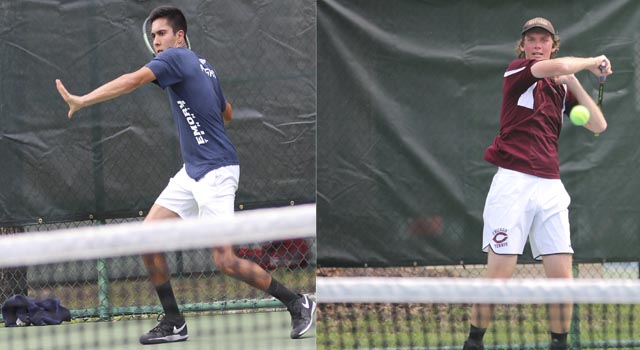 UAA Announces 2017 Men's Tennis All-Association Team; Aman Manji of Emory and Erik Kerrigan of Chicago Earn Individual Honors