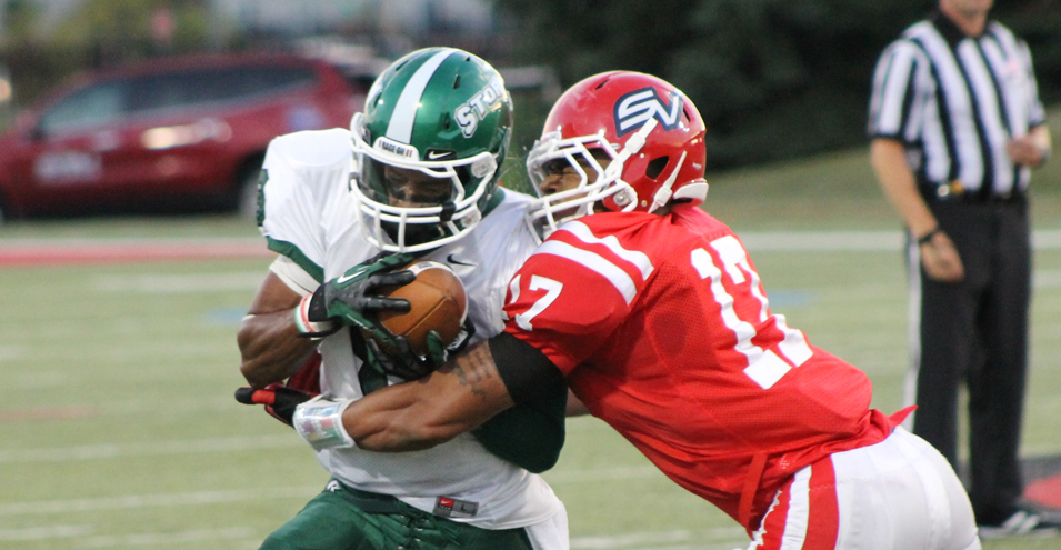 Tommy Jackson (Photo by Lake Erie College Sports Information & Marketing)