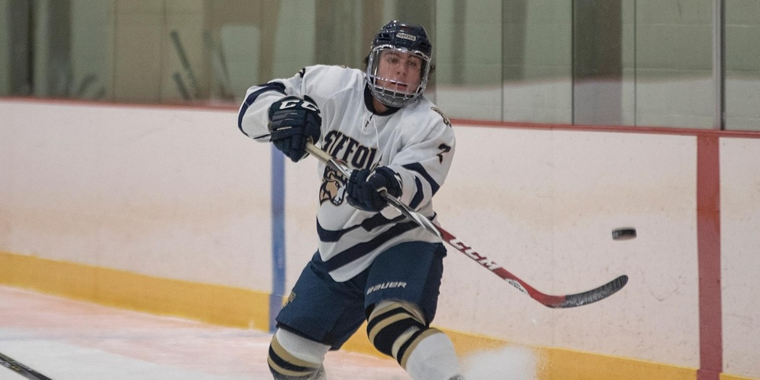 Men's Hockey Set for Home-and-Home Series with JWU