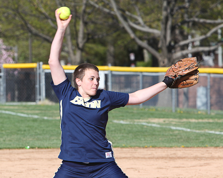 Sweigart pitches back-to-back complete games as Bison sweep St. Elizabeth