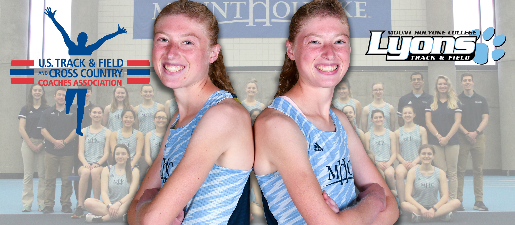 Track and Field Earns USTFCCCA Team Academic Honors; Rieders' Garner Individual Accolades