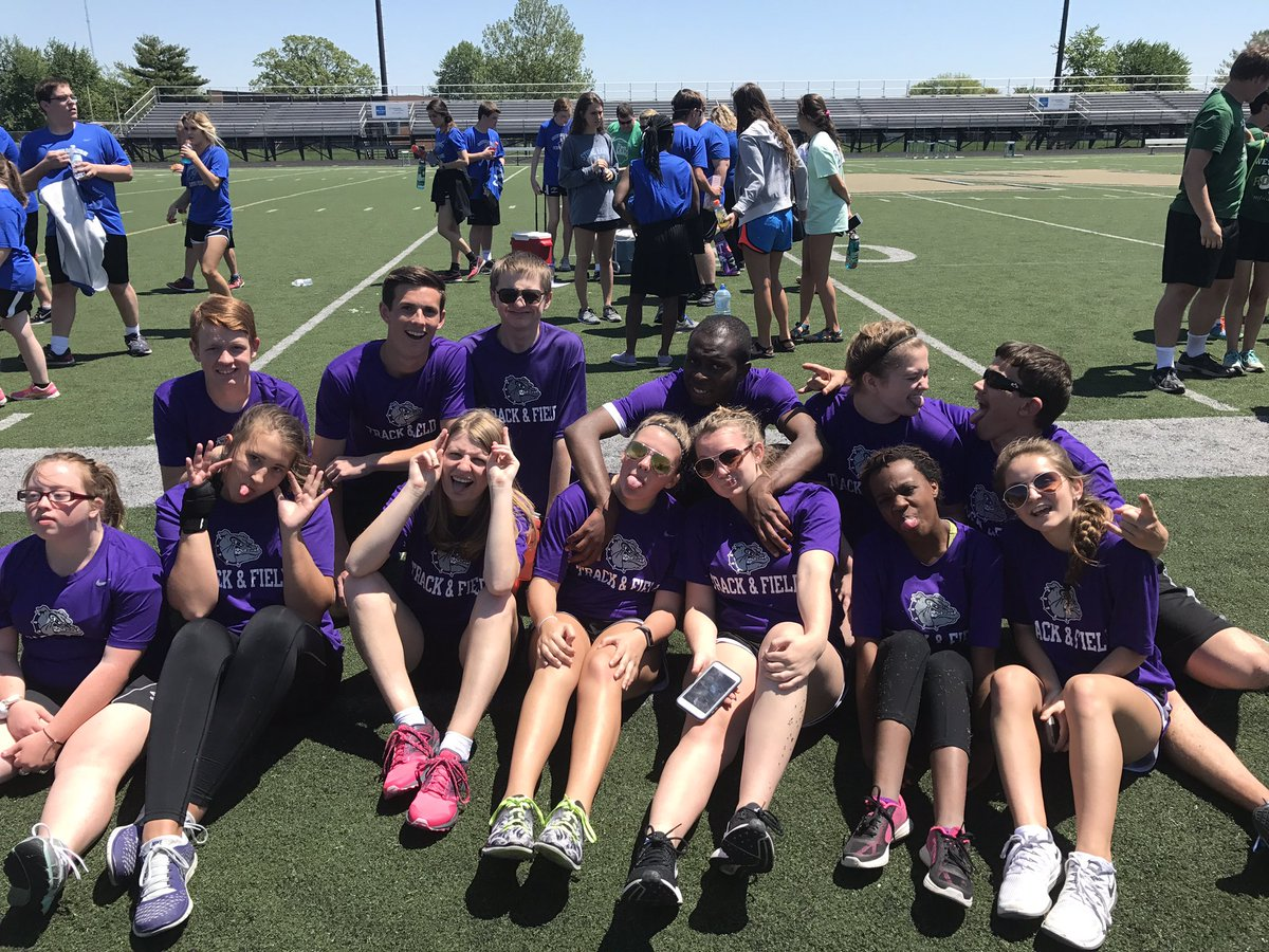 Unified Track and Field HCC Meet