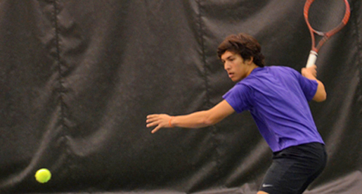 Golden Eagle tennis team falls at Winthrop, 5-2