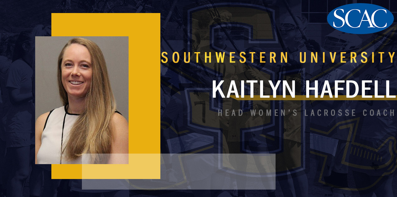 Kaitlyn Hafdell Named New Southwestern University Women's Lacrosse Head Coach
