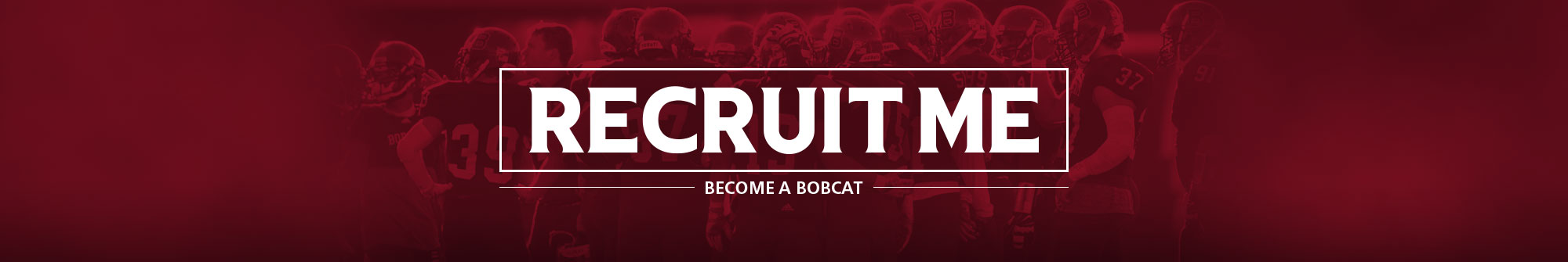 Recruit Me, Become a BOBCAT