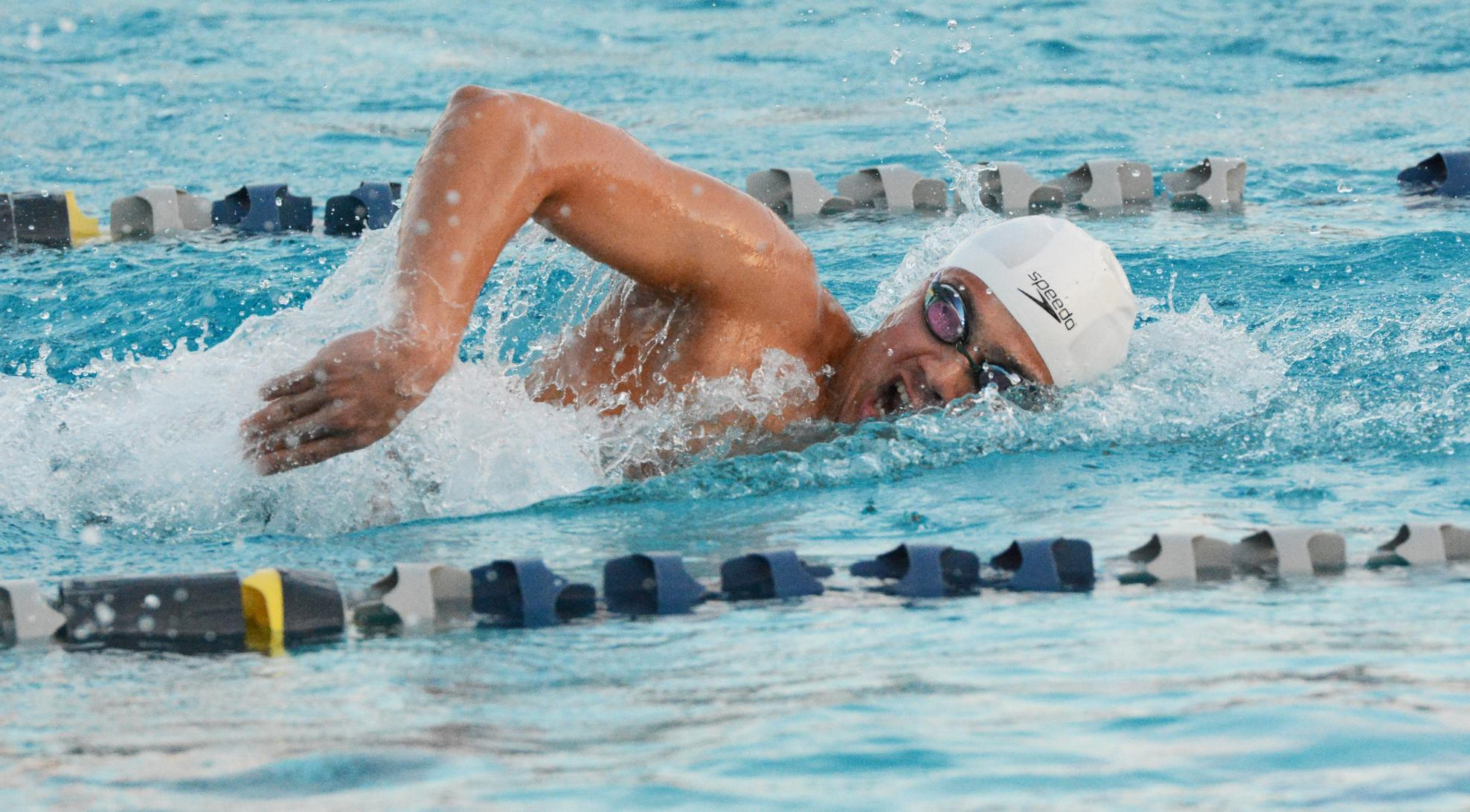 Two school records fall on Day 2 of SCIAC Championships