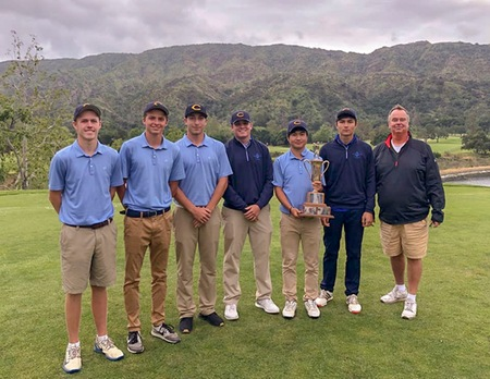 College of the Canyons men's golf.