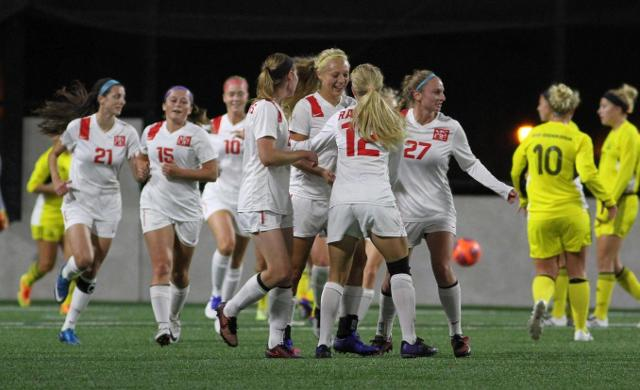 Women's Soccer Season Ends in NCAA First Round