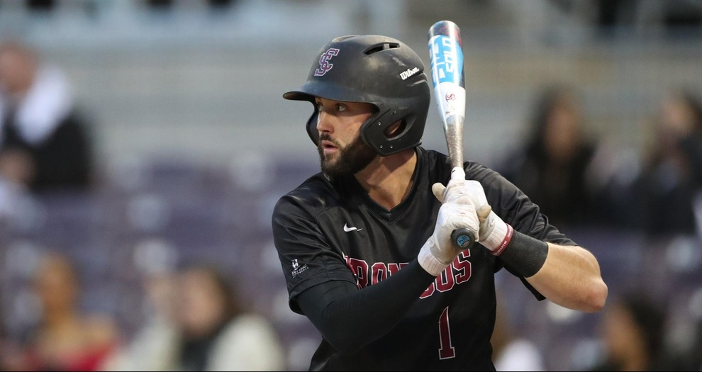Baseball Defeats San Diego 16-7 To Take Conference Opening Series