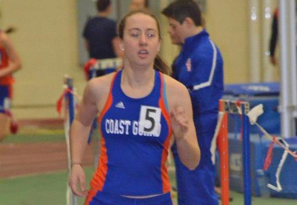 Women's track and field third at Silfen Invitational