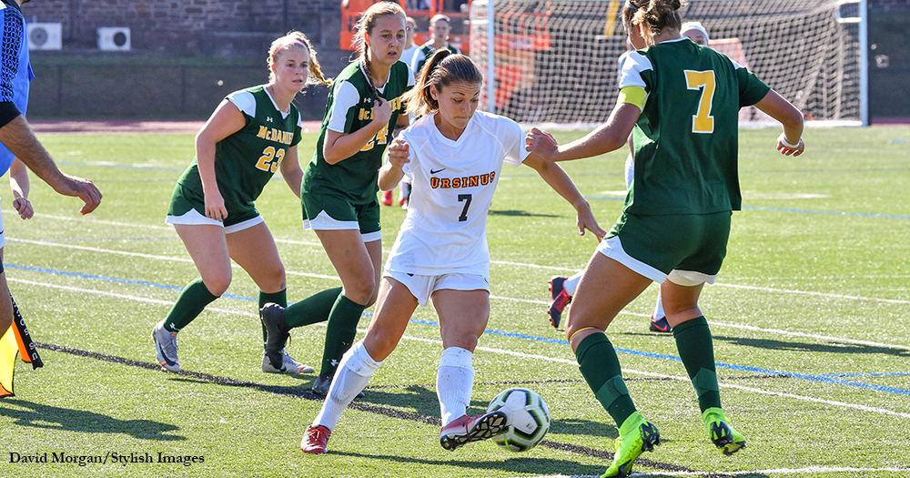 Women's Soccer Falls in Centennial Conference Opener With McDaniel Second-Half Goal