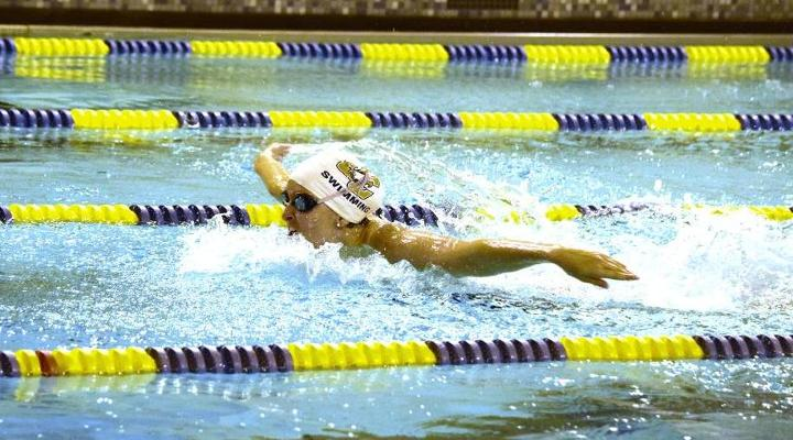 Swimming Comes in Third at Swarthmore