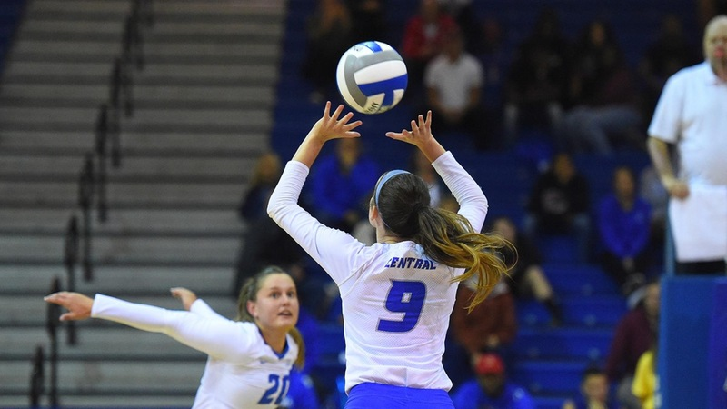 Volleyball Drops a Pair of Matches at Fairfield Invitational