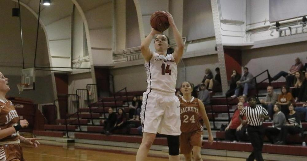 Hudepohl's Career Highs Lead Tartans Against Waynesburg